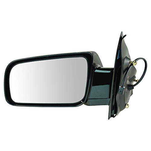 Astro Mirror Lh Driver - Power Side View Mirror Folding Driver Left LH for 00-05 Astro Safari Van