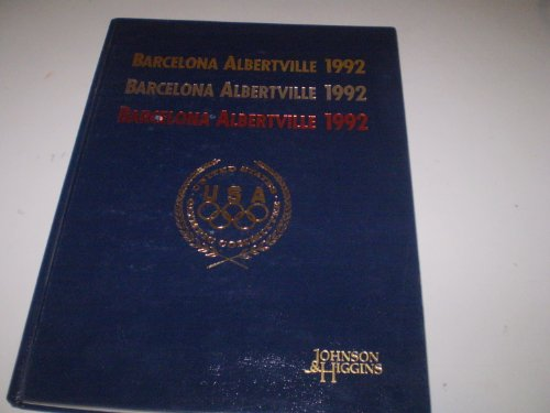 Barcelona Albertville 1992 1992 Albertville Olympics