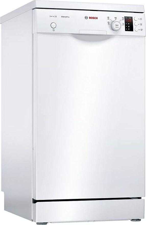 Bosch Serie 2 SPS25CW05E lavavajilla Independiente 9 ...
