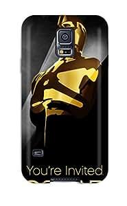 Durable Oscar Invitation Back Case/cover For Galaxy S5