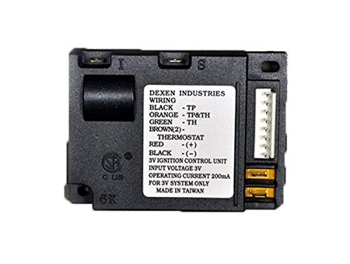 Hearth Products Controls Dexen Electronic Ignition Valve Control Module (350-M) by Hearth Products Controls