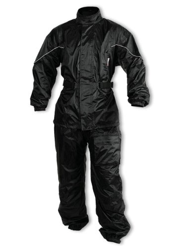 Milwaukee Motorcycle Clothing Company Motorcycle Riding Rain Suit (Large)