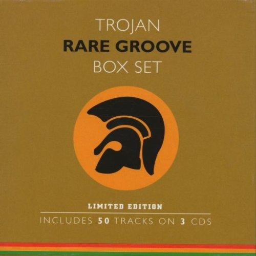 Trojan Rare Groove Box Set (Mini Lp Sleeve) by Trojan