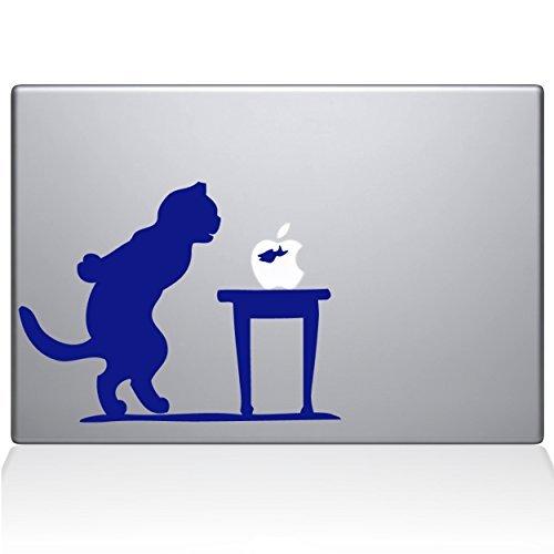 新しいスタイル The Decal Guru 1035-MAC-13P-DB Cat Cat and 1035-MAC-13P-DB Fish Bowl [並行輸入品] Vinyl Sticker 13 Macbook Pro (2015 & older) Blue [並行輸入品] B0788G76BG, ハイパーラボ:9625b1b0 --- a0267596.xsph.ru