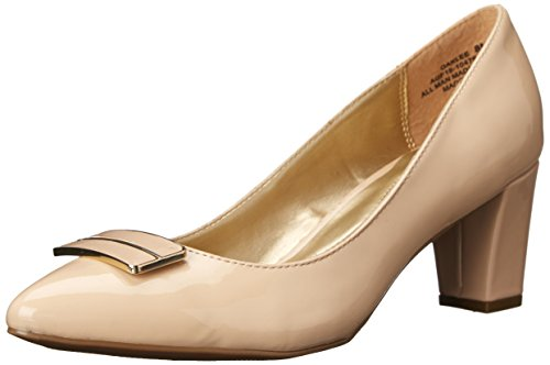 Andrew Geller Mujeres Oaklee Dress Pump Nude