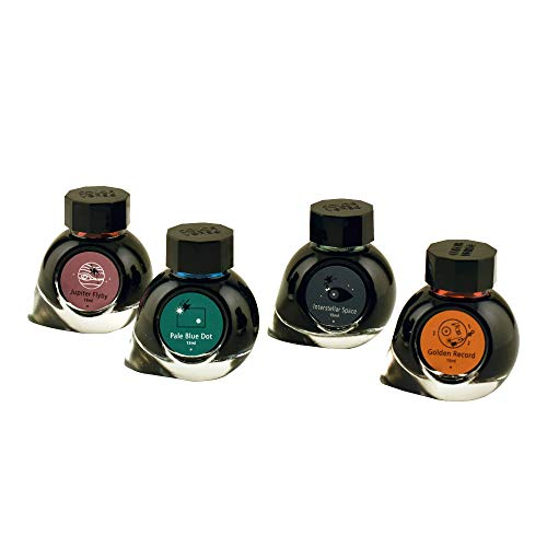 Colorverse Ink Set of 4 15ml Ltd Ed Voyager 1