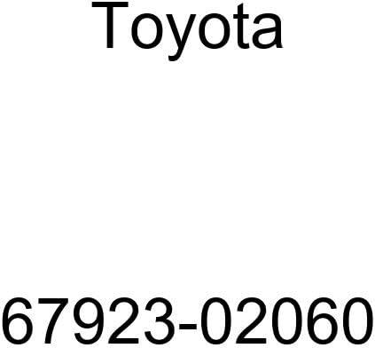 Toyota 67923-02060 Door Stiffener Cushion