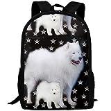 best& Stylish Stars Dog Sammies Laptop Backpack School Backpack Bookbags College Bags Daypack