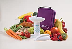 Amazon Com Kidco Deluxe Food Mill With Travel Case