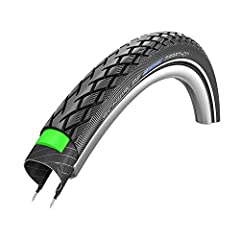 This classic touring tire from Schwalbe has incredible puncture resistance and durability. With design goals similar to the Specialized Armadillo, the newly developed smart guard puncture protection belt is made of flexible special rubber tha...