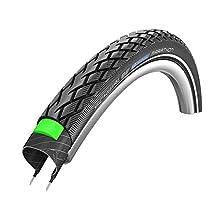 "Schwalbe Marathon Rigide Neumáticos para Bicicleta, Unisex Adulto, Negro, 28""-23-622"