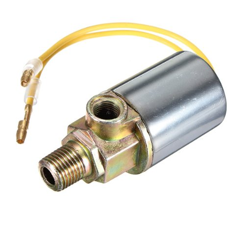 - Quickbuying 1PCS 12V 24V Train Truck Air Horn Electric Solenoid Valve Heavy Duty 1/4inch Chrome Data Systems
