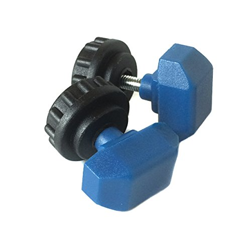 SHOC Visor Clips - ROYAL BLUE - Clips Visor