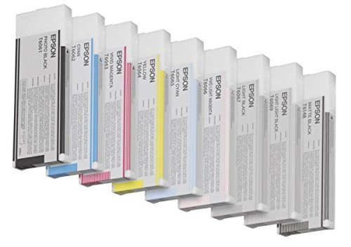 Epson T6064 Yellow Ink (C13T606400)