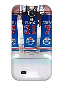 Rolando Sawyer Johnson's Shop edmonton oilers (63) NHL Sports & Colleges fashionable Samsung Galaxy S4 cases