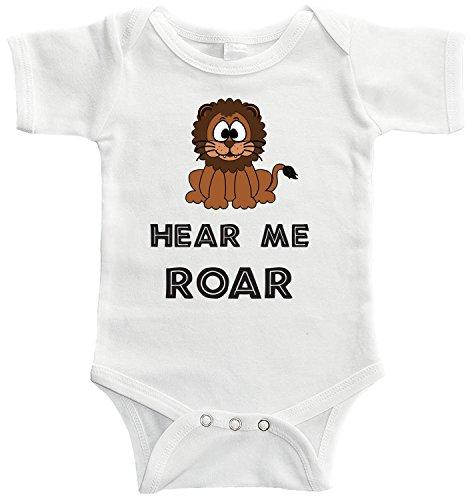 Starlight Baby Hear Me Roar Bodysuit (6-12 months)