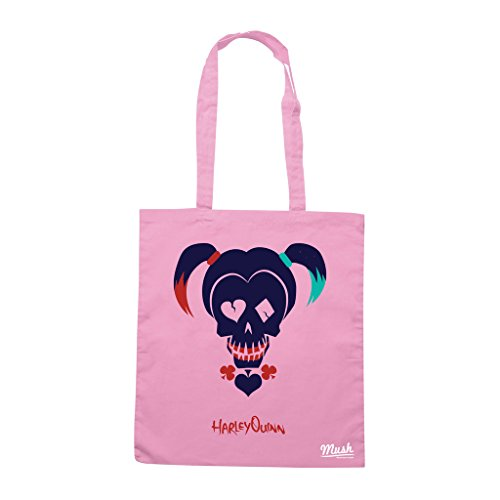 Borsa SUICIDE SQUAD HARLEYQUEEN - Rosa - FILM by Mush Dress Your Style