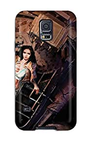 Excellent Design Auto Assaultchristmas Case Cover For Galaxy S5