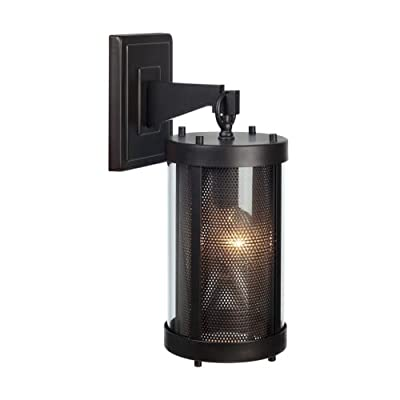 Globe Electric Morrissey 1-Light Outdoor Wall Sconce