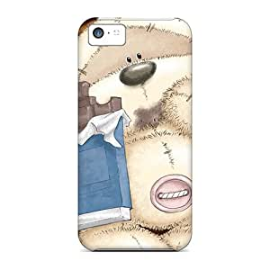 Fashionable Style Case Cover Skin For Iphone 5c- Fizzy Moon