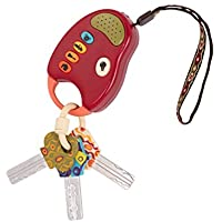 B. Funkeys Lights & Sounds Toy Keys for Kids