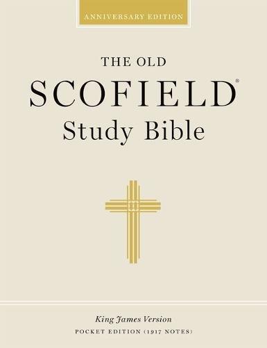 (The Old Scofield® Study Bible, KJV, Pocket Edition)