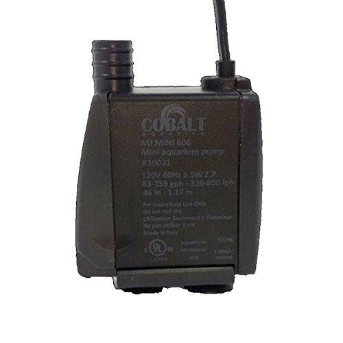 Cobalt Aquatics Mini MJ 606 Water Pump - 159gph