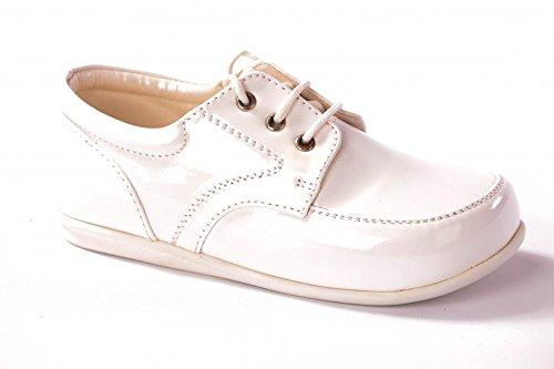 Smart Babies/Kleinkinder Weiz Patent Lace Up Schuhe Größe 1-10
