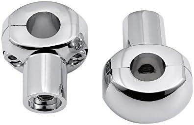 Chrome 2,5 cm 25 mm manubrio riser per Cruiser