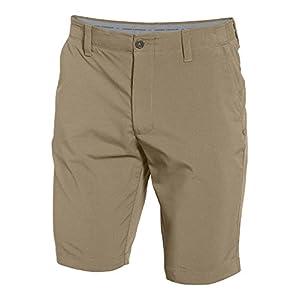 Under Armour Men's Match Play Shorts, Canvas (254)/Canvas, 38