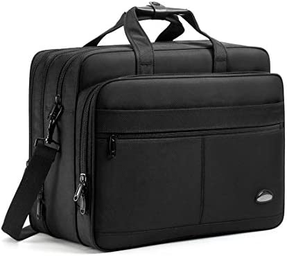 Resisatant Briefcase Expandable Multi Functional Messenger