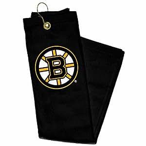 Amazon.com : NHL Boston Bruins Embroidered Golf Towel, 15