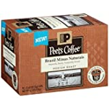 Peet's Coffee Brazil Minas Naturais 120 Single Cups