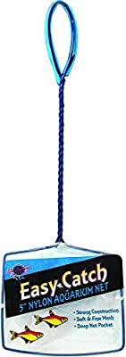 Blue Ribbon Pet Products ABLEC5 Easy Catch Fish Net, 5-Inch from TopDawg Pet Supply