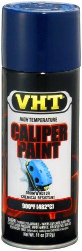 VHT (SP732-6 PK) Bright Blue High Temperature Brake Caliper Paint - 11 oz. Aerosol, (Case of 6)
