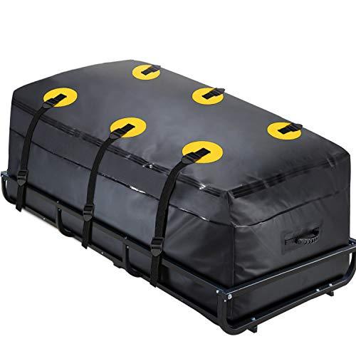hitch rack cargo box - 2