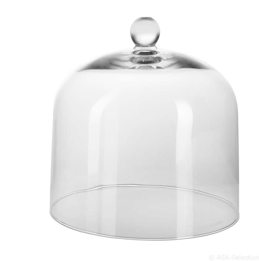 /Ø 27 cm Glashaube Transparent K/äseglocke Glas ASA Selection Grande Glasglocke 5322009