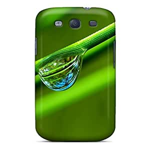 DustinHVance STOLVJZ6369aliOz Protective Case For Galaxy S3(stem Waterdrop)