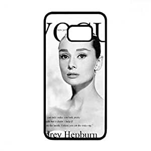 Audrey Hepburn Classical Beautiful funda,Slim Case Cover For Samsung Galaxy S6 edgeplus,Samsung Galaxy S6 edgeplus Case Cover