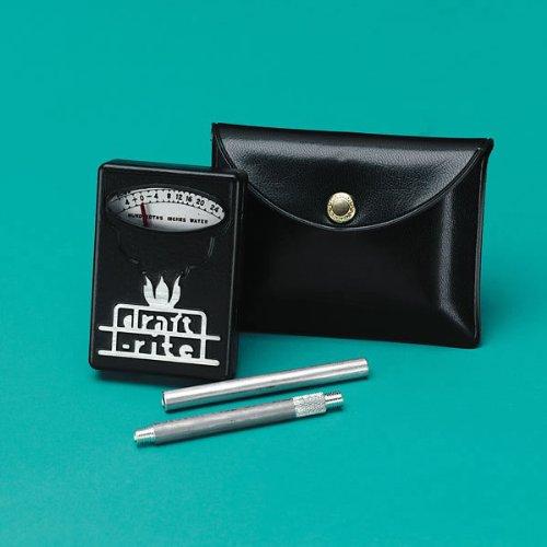 - Bacharach 13-3001 pocket draftrite gauge
