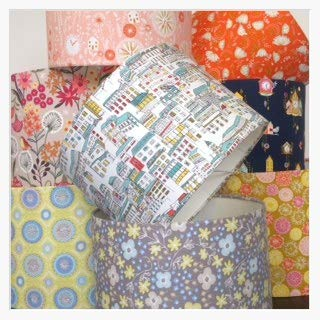 Make Your Own Lampshade Kit Add Your Own Fabric Or Wallpaper