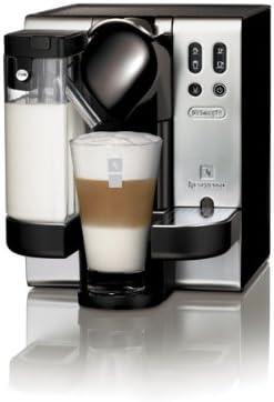 Nespresso Lattisima Automática EN680M DeLonghi - Cafetera monodosis (19 bares, Preparación automática de Capuccino, Modo de ahorro de energía): Amazon.es: Hogar