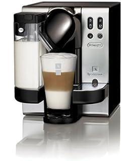 Nespresso Lattisima Automática EN680M DeLonghi - Cafetera monodosis (19 bares, Preparación automática de Capuccino