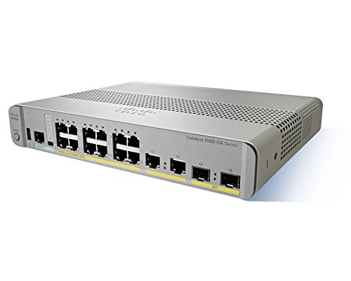 Cisco WS-C3560CX-12TC-S Catalyst 3560-CX 12 Port Data IP Base Switch
