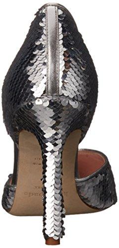 Kate Spade New York Women's Portia D'Orsay Pump Silver Metallic Sequins cK6XU7U5p