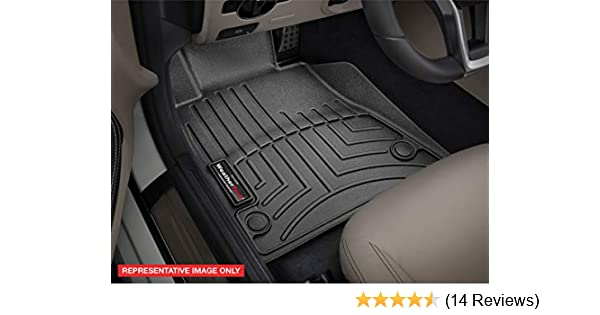 All Weather Floor Mat for 2002 Chrysler pt Cruiser Base Wagon Full Protection Car Accessories Black 3 Piece Set