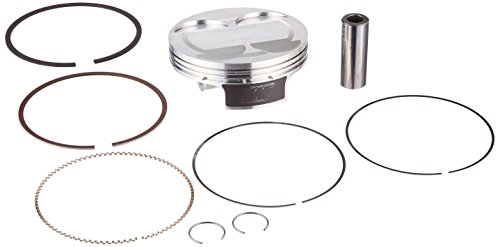 (Wiseco 4899M09600 96.00mm 12:1 Compression 450cc ATV Piston Kit)