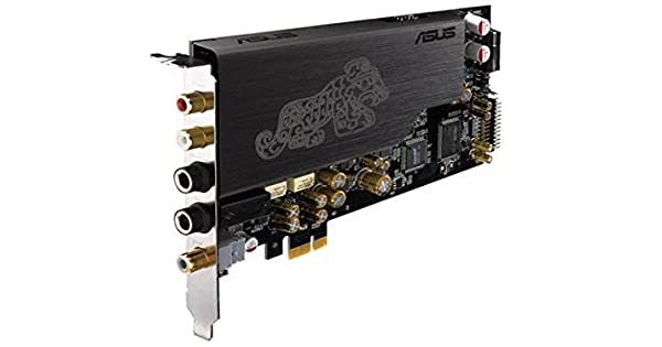 Amazon.com: ASUS tarjeta de sonido Essence STX II: Computers ...