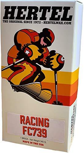 Hertel Wax Racing FC 739 All temperature ski/Snowboard wax 340 grams