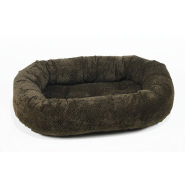 Bowsers Donut Bed, X-Small, Chocolate Bones Review